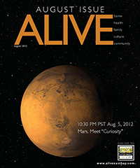 ALIVE August 2012
