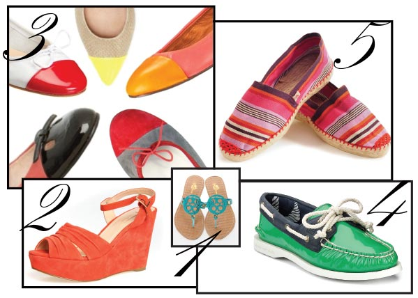Everyday Style | Shoes for Summer
