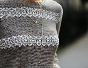 grey sweater fall 2014
