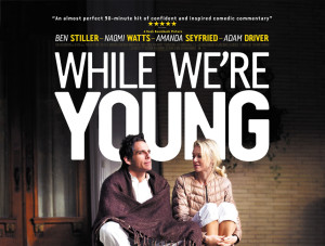 WhileWereYoung poster222
