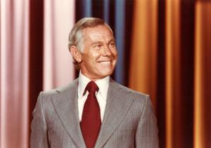 The Tonight Show Starring Johnny Carson (1962 - 1992 NBC) c. 1970's Shown: Johnny Carson