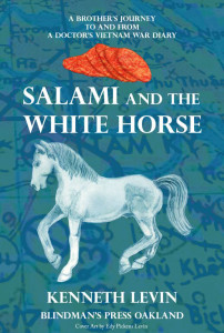 ALIVE Media book Cover Salami and the White Horse Vietnam War Veteran Kenneth Levin