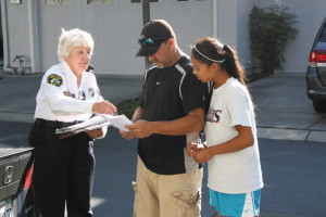 Alive Media Magazine Meet the Danville Police Department VIPS Volunteers in Police Service Harry Hubinger woman