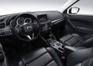 Alive media magazine july 2016 Mazda CX-5 interior passing lane