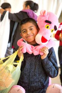 Alive Media Magazine September 2017 Boy takes home Pink Panther White Pony Express