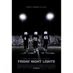 Alive Media Magazine September 2017 friday night lights show poster